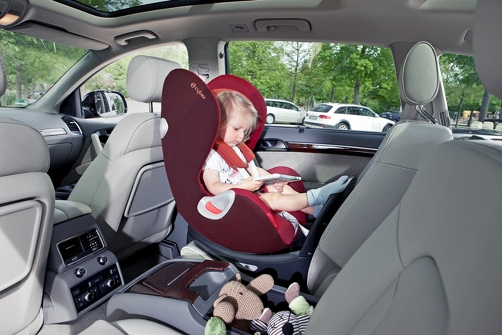 Sillas de auto c mo elegir la silla m s segura para for Coches con silla para bebe